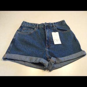 NWT Zara shorts